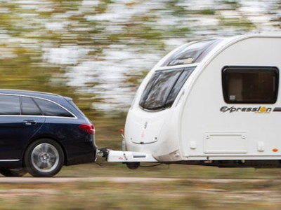 Things not so electric at the Caravan, Camping & Motorhome Show
